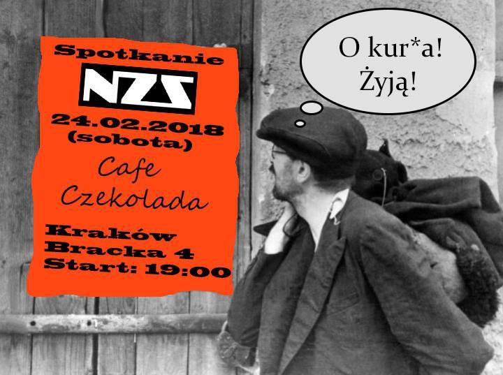 Spotkanie NZS