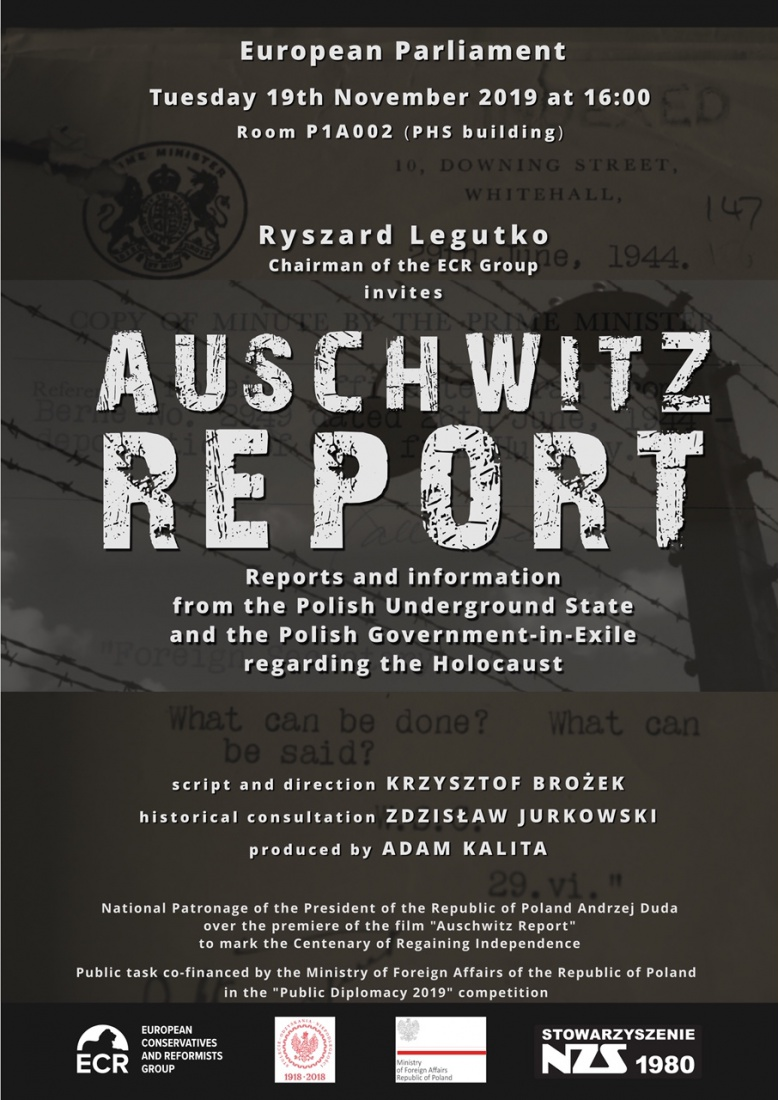Auschwitz raport