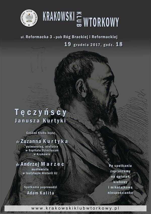 Tęczyńscy Janusza Kurtyki