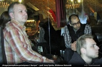 Księga pamiątkowa poświęcona prof. Januszowi Kurtyce. - kkw 80 - 25.03.2014 - j.kurtyka ksiega pamiatkowa 006