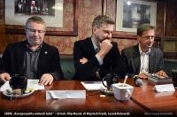 Rzeczpospolita wolnych ludzi. Janusz Kurtyka w mediach. - kkw - 8.09.2015 - janusz kurtyka - foto © l.jaranowski 006